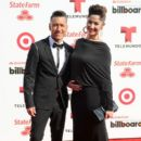 Karla Birbragher and Jorge Bernal- Arrivals at the Billboard Latin Music Awards 2014 - 395 x 594