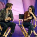 The Twilight Saga Breaking Dawn Part 1 Convention Los Angeles, CA - 454 x 303