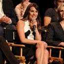 "Lea Michele ""Glee"" Academy Panel"