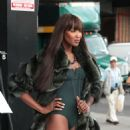 Naomi Campbell - At A Photoshoot In New York - June 28, 2010