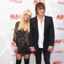 Richie Sambora and Orianthi attend ALS Golden West Chapter Hosts Champions For Care And A Cure at The Fairmont Miramar Hotel & Bungalows on December 2, 2017 in Santa Monica, California - 401 x 600