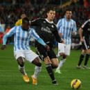 Malaga CF v Real Madrid CF - La Liga   November 29, 2014
