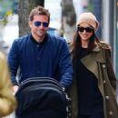 Bradley Cooper and Irina Shayk in New York City - 454 x 502