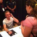 Tom Felton at DragonCon