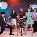 Riverdale Cast Photoshoot Entertainment Weekly Comic Con 07/20/2019 - 454 x 363