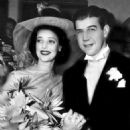 Loretta Young and Tom Lewis - 454 x 474