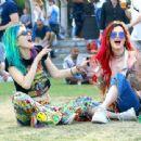 Bella and Dani Thorne – 2018 Coachella Weekend 2 in Indio - 454 x 339