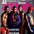 JLS - Attitude Magazine Cover [United Kingdom] (December 2011)