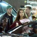 Ariana Grande and her brother out in Los Angeles