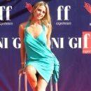 Benedetta Valanzano - Photocall During The First Day Of The 2009 Giffoni Film Festival [Day1] On July 12, 2009 In Salerno, Italy - 454 x 739