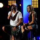 Singers Kid Rock and Sheryl Crow perform onstage during Day 1 of rehearsals for the 2011 CMT Music Awards at Bridgestone Arena on June 7, 2011 in Nashville, Tennessee