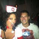 Sara Ramirez and Ryan Debolt