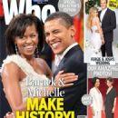 Barack Obama and Michelle Obama - 454 x 556