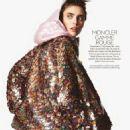 Allison Nix - Marie Claire Magazine Pictorial [United Kingdom] (February 2015) - 454 x 619