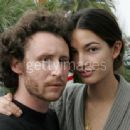 Mike Einziger and Lily Aldridge