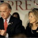 Joseph Biden and Jill Tracy Jacobs