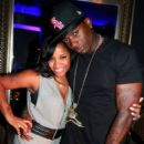 Memphitz and Toya Wright