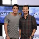 Michael Trevino was a guest on On-Air with Ryan Seacrest, October 10, in Los Angeles