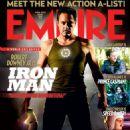 Robert Downey Jr. - Empire Magazine [United Kingdom] (April 2008)