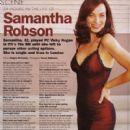 Samantha Robson - 400 x 500