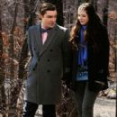Michelle Trachtenberg and Ed Westwick