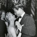 Lana Turner and Lex Barker