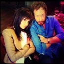 Ksenia Solo and Kris Holden-Ried - 454 x 437