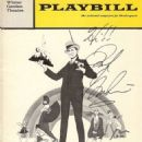 Playbill For The Musical