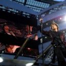 The Rolling Stones Performed At The Stade De France In Saint Denis, France On June 16, 2007