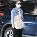 Rooney Mara – Visit to her doctor in Beverly Hills