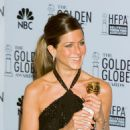 Jennifer Aniston At The 60th Annual Golden Globe Awards (2003)