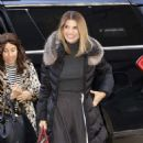 Lori Loughlin – Arriving at the Today Show in New York - 454 x 705