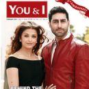 Aishwarya Rai Bachchan, Abhishek Bachchan - You&I Magazine Cover [India] (February 2011)