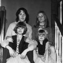 Paul,Linda,Ruth and Heather McCartney