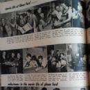 Glenn Ford - Movie Life Magazine Pictorial [United States] (November 1955)
