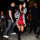 Rihanna At The Vip Nightclub In Nyc
