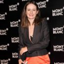 Emily Mortimer - Global Launch Of The Montblanc John Lennon Edition At Jazz At Lincoln Center On September 12, 2010 In New York City