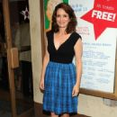 Tina Fey - Opening Night Of 'We The People: America Rocks' At Lucille Lortel Theatre On July 14, 2010 In New York City