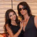 Criss Angel and Sandra Gonzalez
