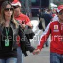 Felipe Massa and Rafaela Bassi - 454 x 302