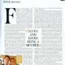 Uma Thurman - InStyle Magazine - Decemer 2008 - 454 x 625