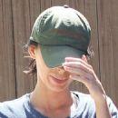 Megan Fox Leaving Gym In LA - May 6 2010