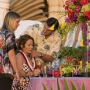 Patricia Heaton - Celebrating Her 50 Birthday In Hawaii 03-09-08