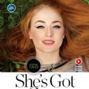 SOPHIE TURNER in People Magazine, April 2015 Issue