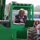 Madea (Tyler Perry) in TYLER PERRY'S MADEA GOES TO JAIL. Photo Credit: Quantrell Colbert
