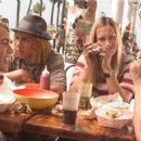 Jay (Emile Hirsch), Tony (Victor Rasuk), Stacy (John Robinson), and Sid (Michael Angarano) grub at burger joint.