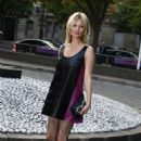 Kate Moss Miu Miu Fragrance and Croisiere 2016 Collection Launch In Paris