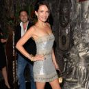 Sophie Anderton - Launch Of The Shaka Zulu Bar On August 4, 2010 In London, England