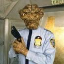 Jerome Willis as Captain Rexton Podly in Space Precinct - 280 x 354
