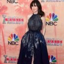 Carice Van Houten At The 2015 iHeartRadio Music Awards On NBC - Arrivals - 416 x 600